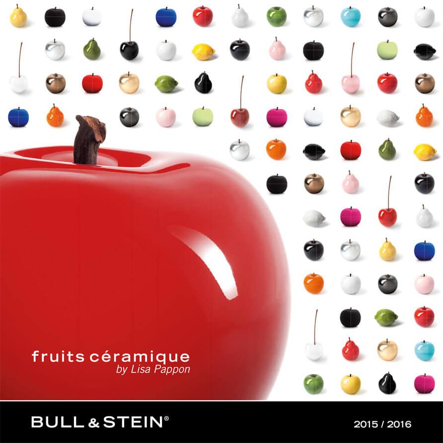 Fruits céramique